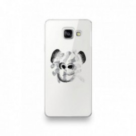 Coque Iphone 5/5S/SE motif Signe Chinois Singe