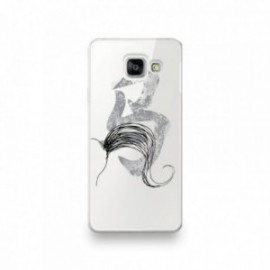 Coque Iphone 5/5S/SE motif Signe Chinois Cheval