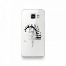 Coque Iphone 5/5S/SE motif Signe Chinois Chevre