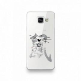 Coque Iphone 5/5S/SE motif Signe Chinois Rat