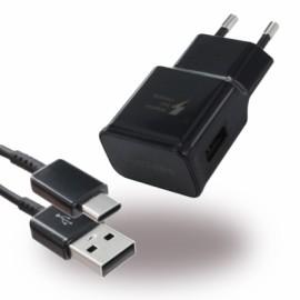 Chargeur secteur et data type C Samsung 2.000mA origine Samsung