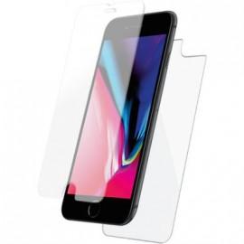 Film iphone 8 en verre trempé avant et arrière de Bigben