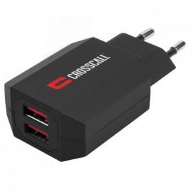 Base de chargeur secteur USB 2A noire Crosscall