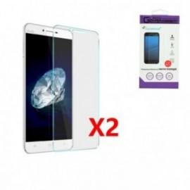 Lot de 2 verres trempes pour Huawei P SMART