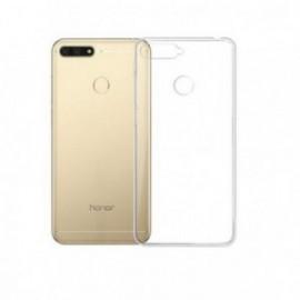Coque Huawei Honor 7A silicone transparente