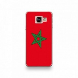 Coque LG G7 motif Drapeau Maroc