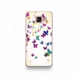Coque LG G7 motif Envolée De Papillons