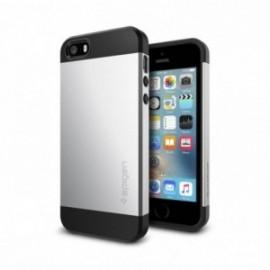 Spigen Slim Armor for iPhone 5/5s/SE satin silver