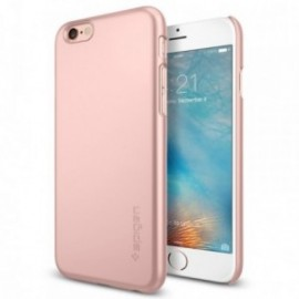 Spigen Thin Fit for iPhone 6/6s rose gold col.