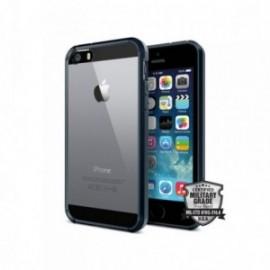 Spigen Ultra Hybrid for iPhone 5/5s/SE metal slate