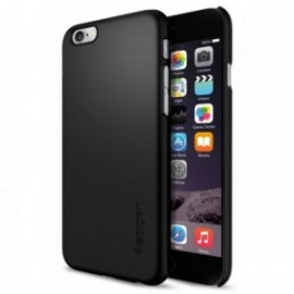 Spigen Thin Fit for iPhone 6/6s smooth black