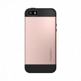 Spigen Slim Armor for iPhone 5/5s/SE rose gold colored