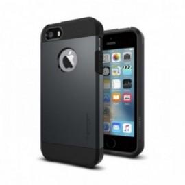 Spigen Tough Armor for iPhone 5/5s/SE metal slate
