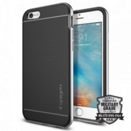 Spigen Neo Hybrid for iPhone 6/6s satin silver