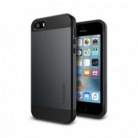 Spigen Slim Armor for iPhone 5/5s/SE metal slate