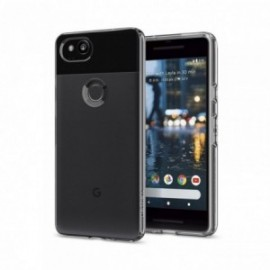 Coque Google Pixel 2 Spigen Liquid Crystal transparent