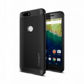 Spigen Rugged Armor for Nexus 6P noir