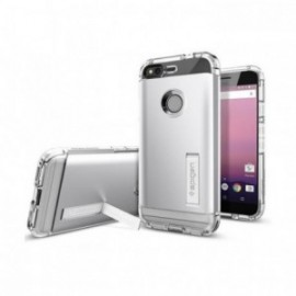 Spigen Tough Armor for Pixel satin silver