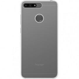 Coque rigide transparente pour Honor 7A