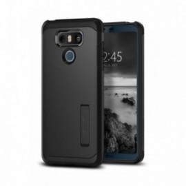 Coque LG G6 Spigen Tough Armor noir