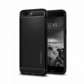 Coque OnePlus 5 Spigen Case Rugged Armor noir