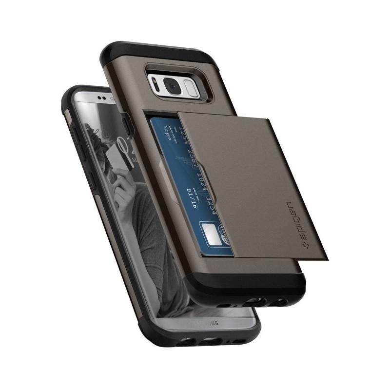 coque samsung s8 avec porte carte