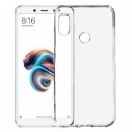 Coque Xiaomi Note 5 Pro silicone transparente