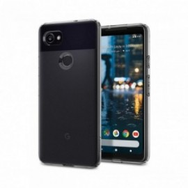 Coque Google Pixel 2 Xl Spigen Liquid Crystal transparent
