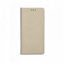 Etui Xiaomi Redmi 4X folio magnet or