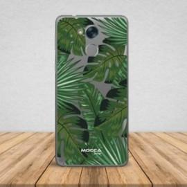 Coque Huawei Honor 6A Bump Feuilles tropical