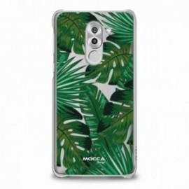 Coque Huawei Honor 6X Bump Feuilles tropical