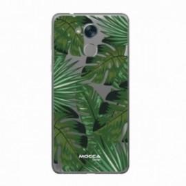 Coque Huawei Honor 6C Bump Feuilles tropical