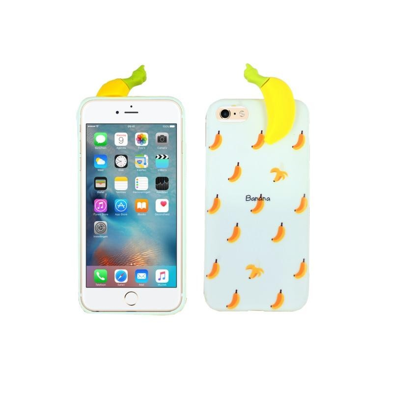 coque iphone 7 plus banane
