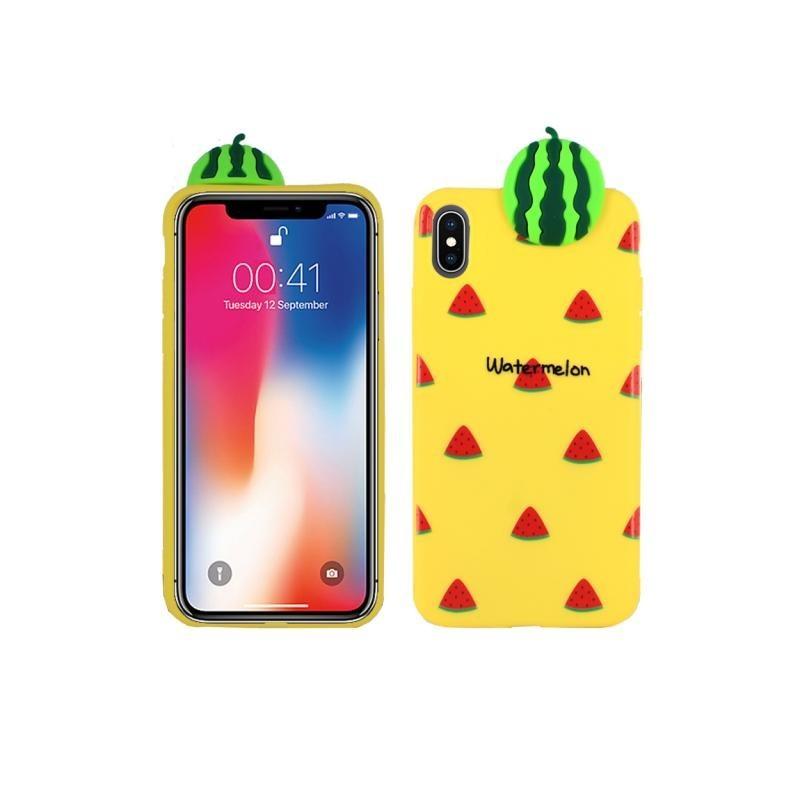coque iphone xr pasteque
