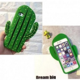 Coque Iphone 8/7 minigel forme Cactus