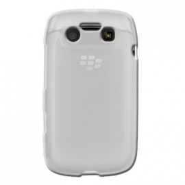 Coque Blackberry 9790 Bellagio blanc