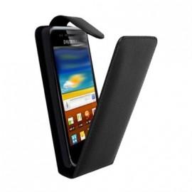 Etui Samsung Galaxy ace + s7500 noir