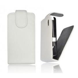 Etui Samsung Galaxy W I8150 Blanc