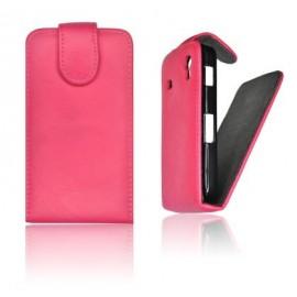 Etui Samsung S5660 Galaxy gio rose