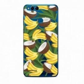 Coque Huawei Y7 2018 Bump Coco Banane
