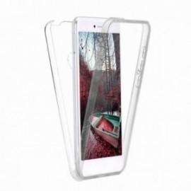 Coque Huawei P20 Lite protection avant & arrière transparent