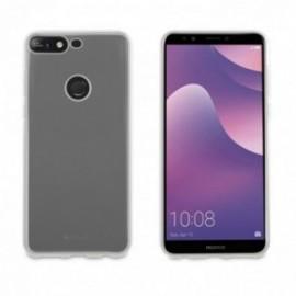 Coque Huawei Y7 2018 Soft case transparente