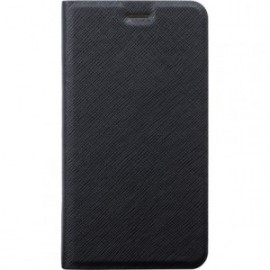 Etui folio noir pour Nokia 6 2018 (6.1)