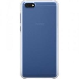 Coque rigide transparente pour Huawei Honor 7S