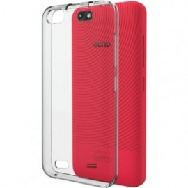 Coque Echo Lolly semi-rigide transparente