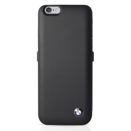 Coque batterie iPhone 6 / 6s BMW 3000 mAh gris foncé