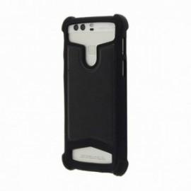 Coque Alcatel U5/U5 HD silicone universelle noire