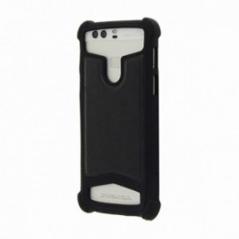 Coque Crosscall Action X3 silicone universelle noire