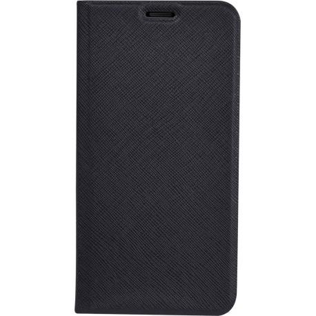Etui folio noir pour Xiaomi Redmi S2