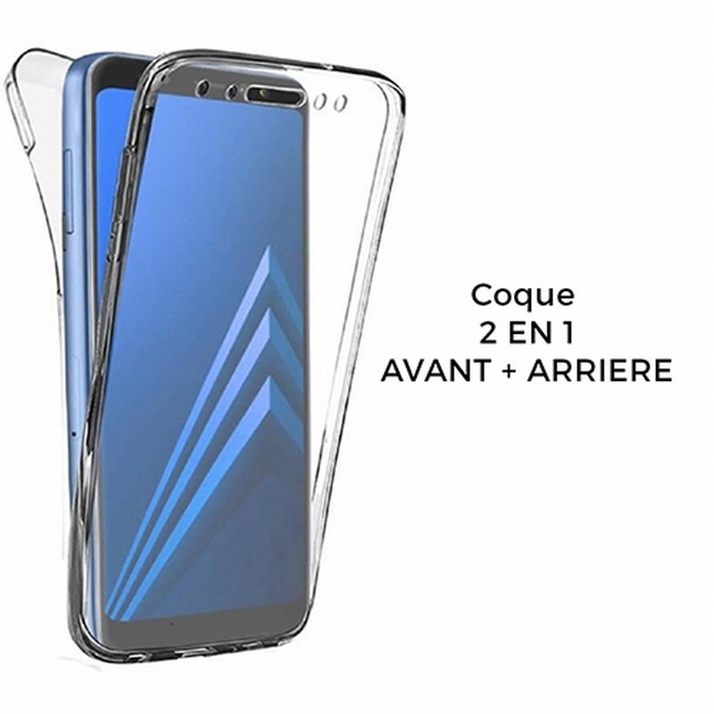 galaxy j6 coque integrale
